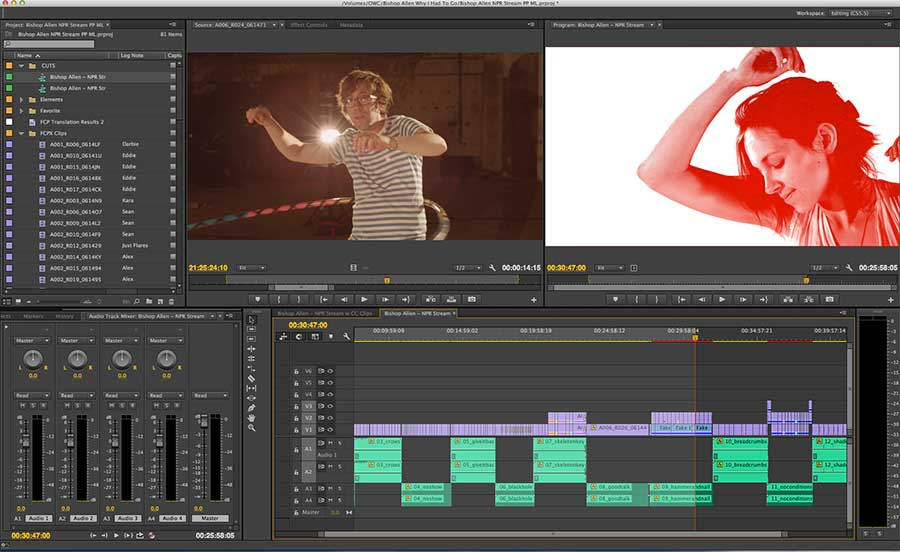 Edit, add VFX to your video (Post Production)