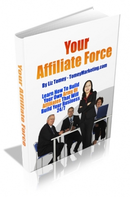 sell you an online guide on Your Affiliate Force