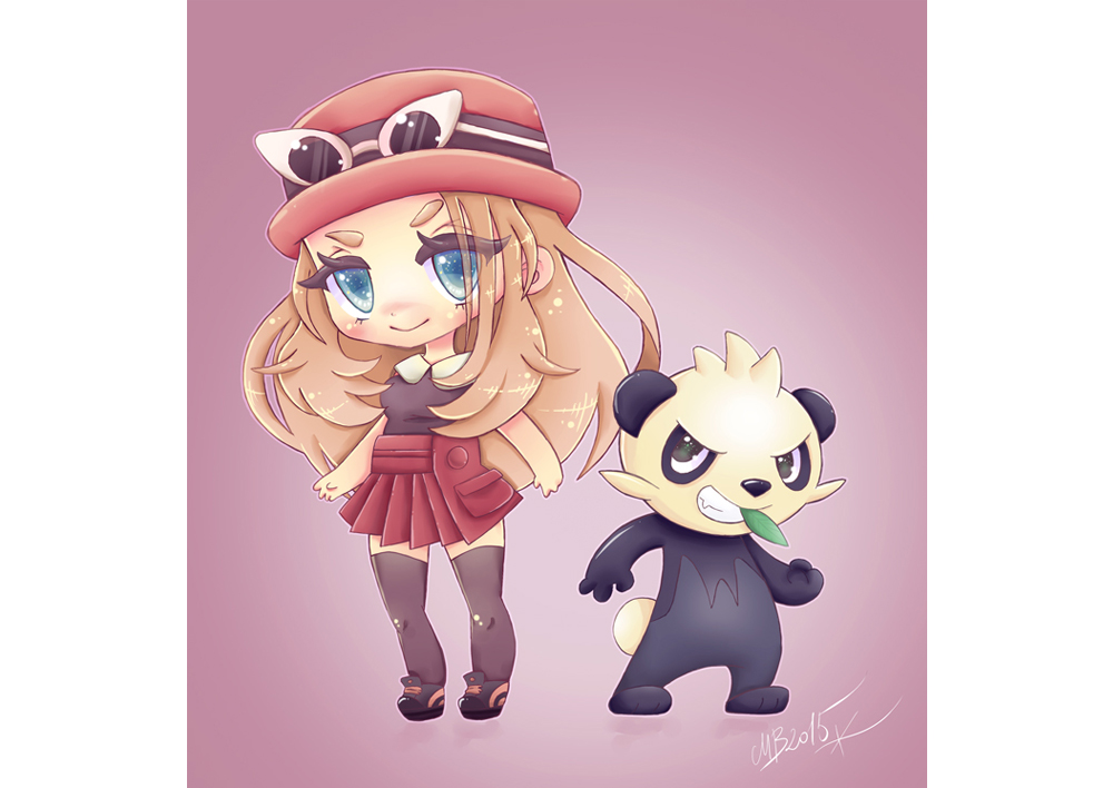 draw your avatar in cute chibi style