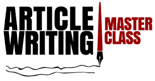 write anykind of article