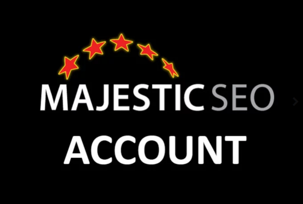 give Majestic SEO Plan Gold for 3 months