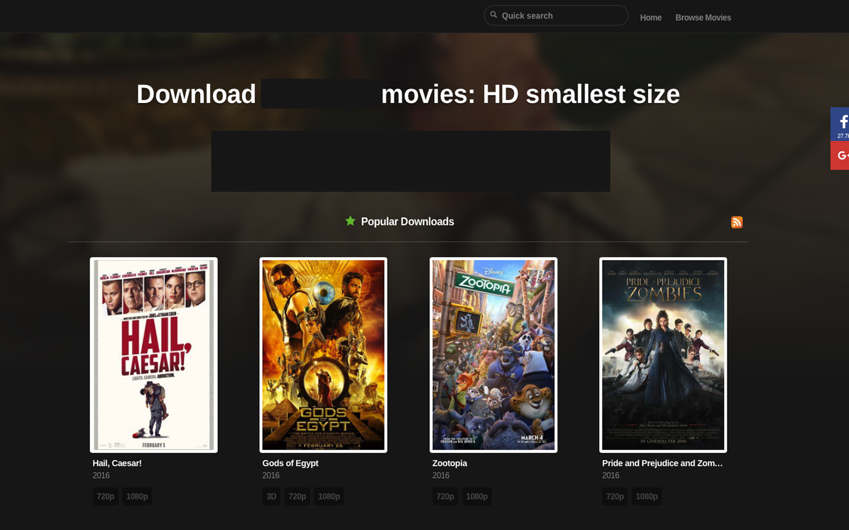 Give You a Link to Download New Movies
