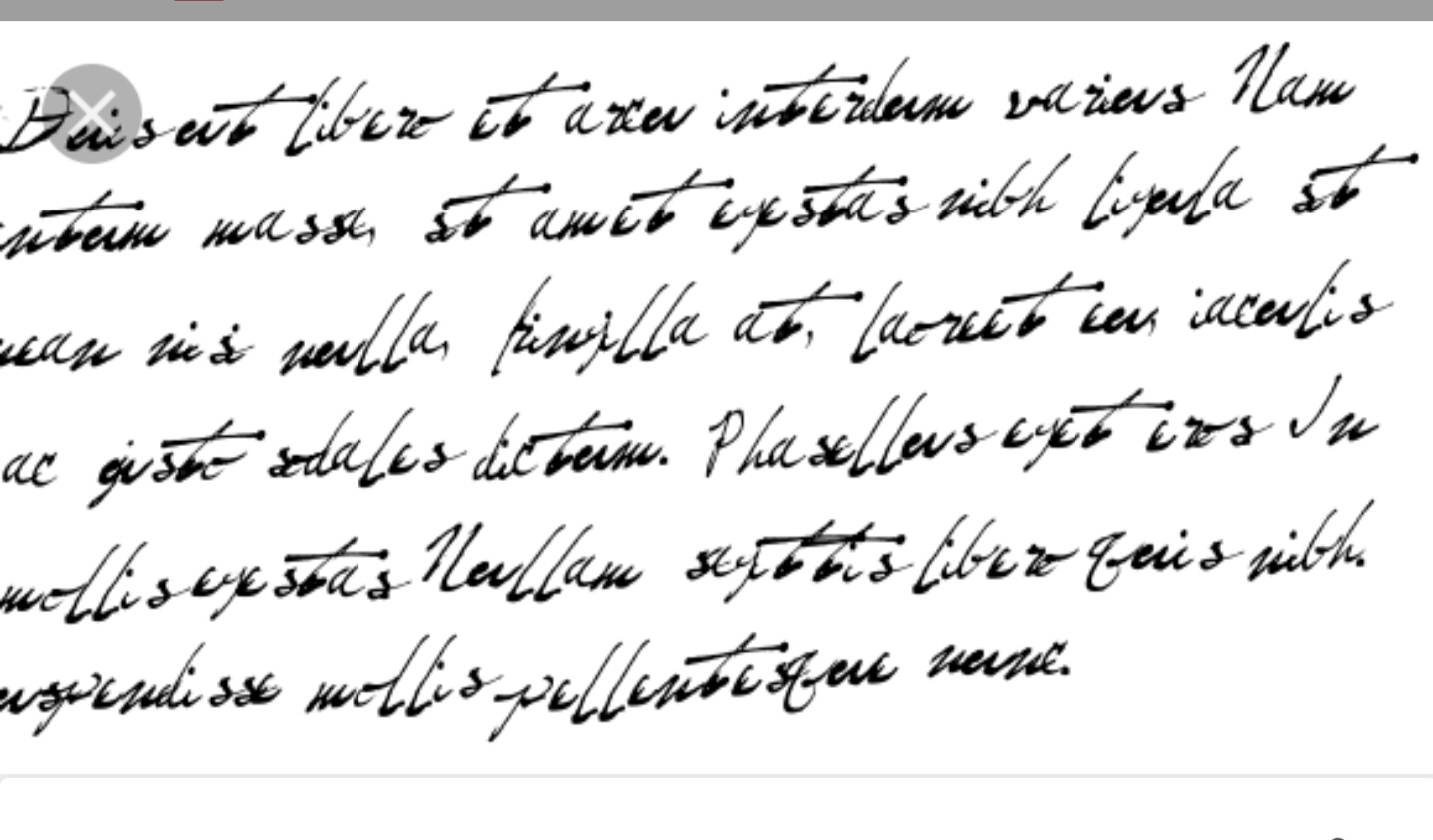 transcribe 10 pages of handwritten documents.