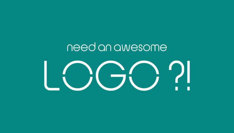 Create an awesome logo for you