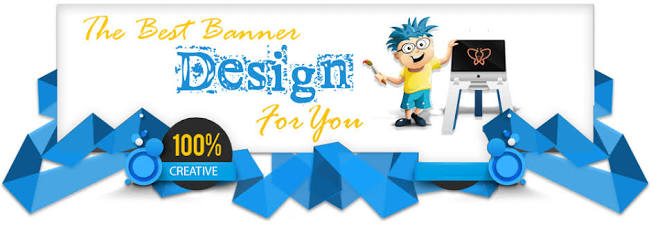create your 2 professional banner
