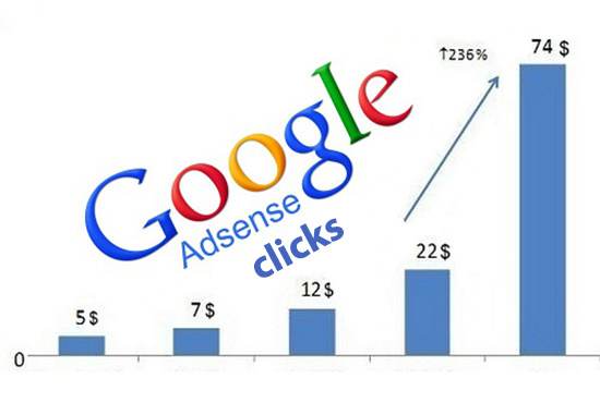 click On Your Google Adsence AD