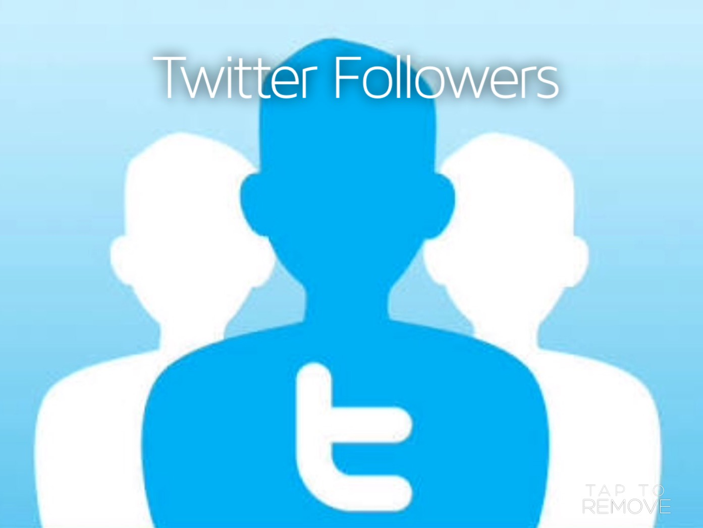 give you 1,000 Twitter Followers