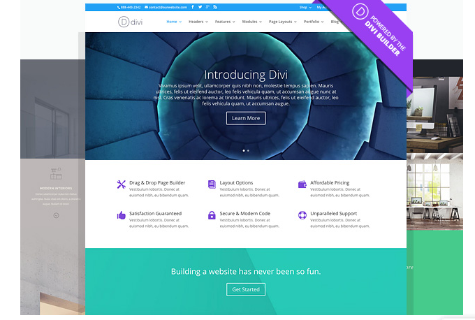 install Divi Theme on your website