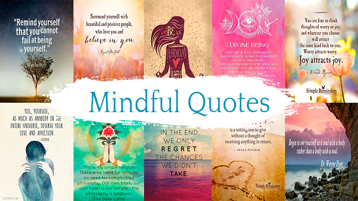 send you more than 1000 mindfulness and personal growth quotes, carefully chosen