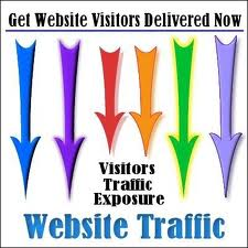 drive UNLIMITED real traffic to your web site for one month