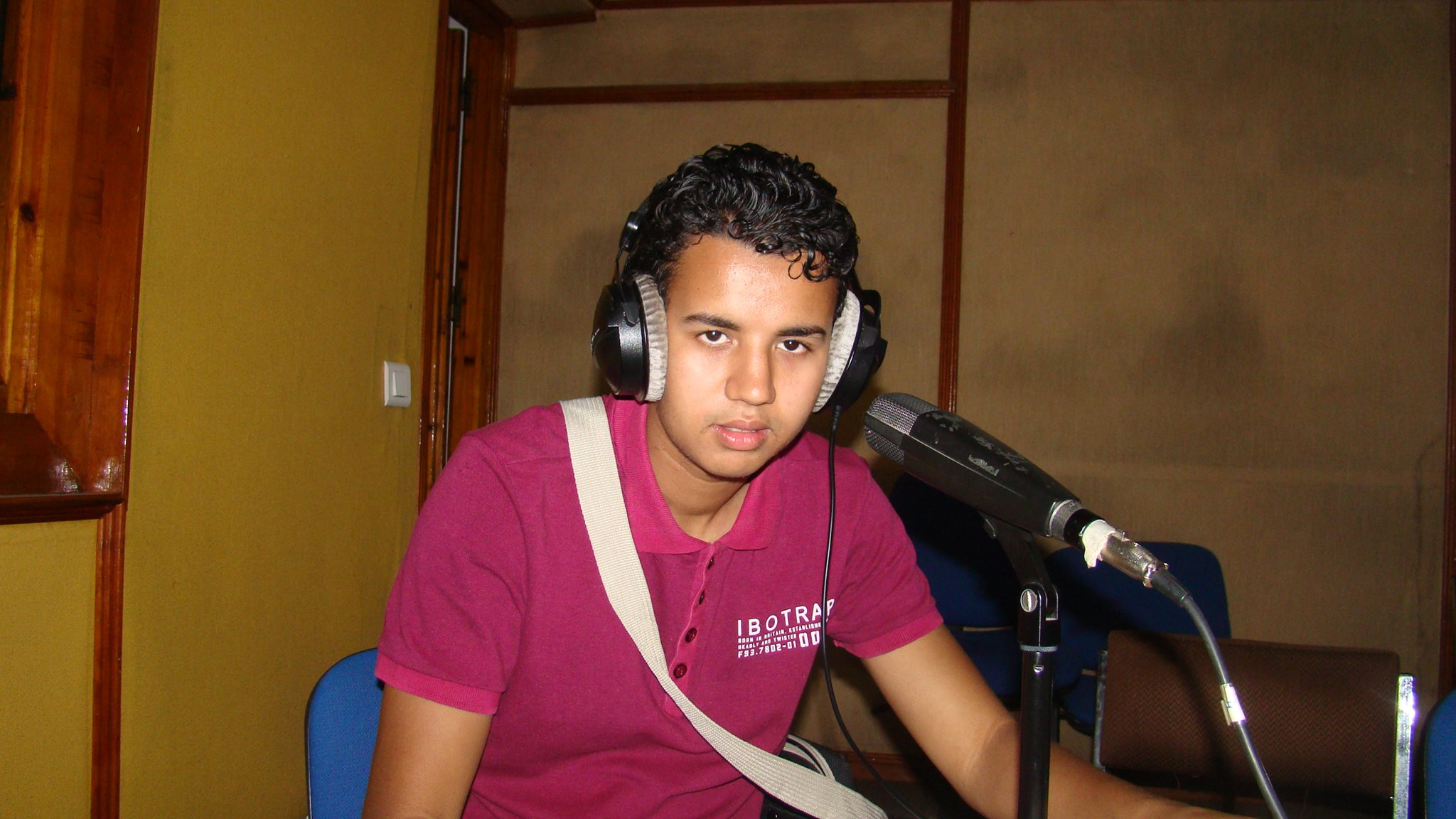 do high quality Arabic Voice over