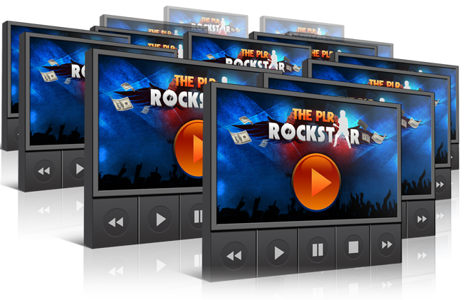 provide you with the plr rockstar domination video course