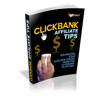 send you clickbank affiliate tips book with master resell rights