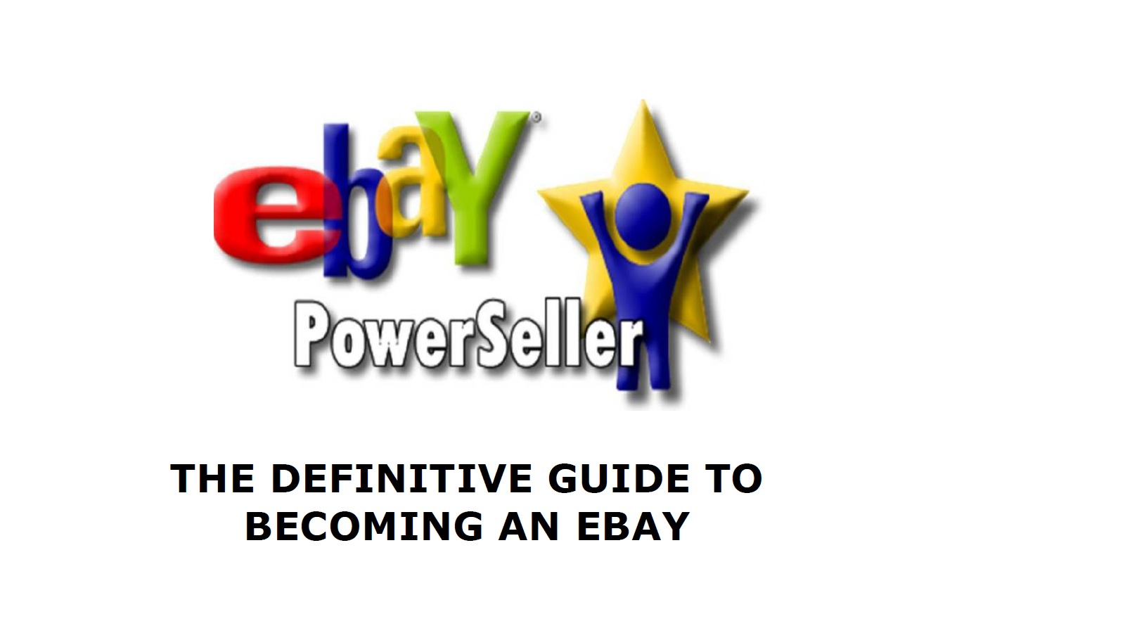 show how to becoming an ebay powerseller