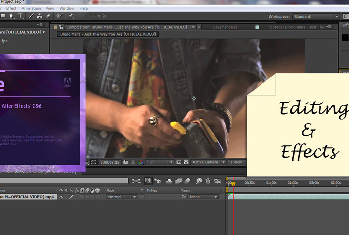 Perform Professional Video Editing in just 3 days