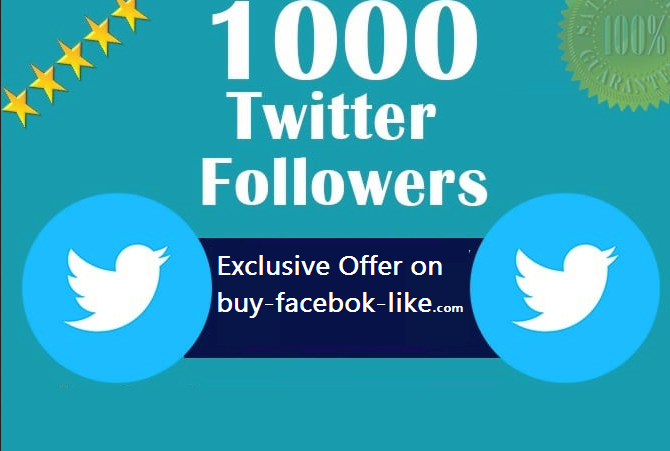 add 1000 real twitter or IG followers