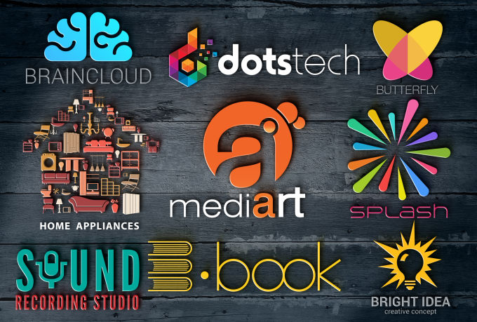 design an awesome logo in just 6 hrs