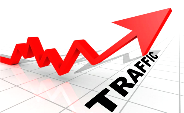 give you 30 Days UNLlMITED Web Traffic, Targeted and Safe