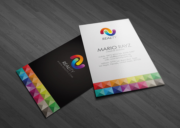design Awesome and Professional Business Card Within 24 Hrs