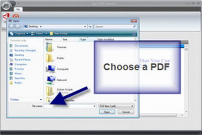 give Tiger PDF Convertor To several formats