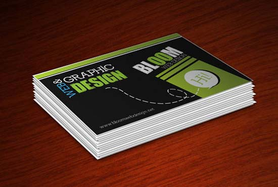 professionally design innovative and stylish Business Cards
