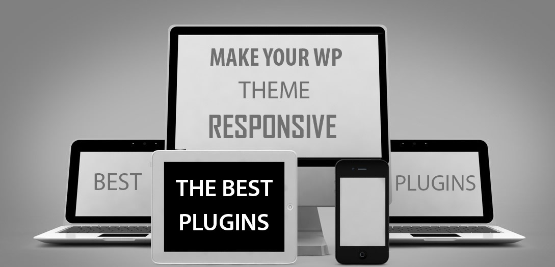 make your wordpress unresponsive theme into responsive