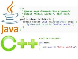 do your programming asignments including C, C++, and Java