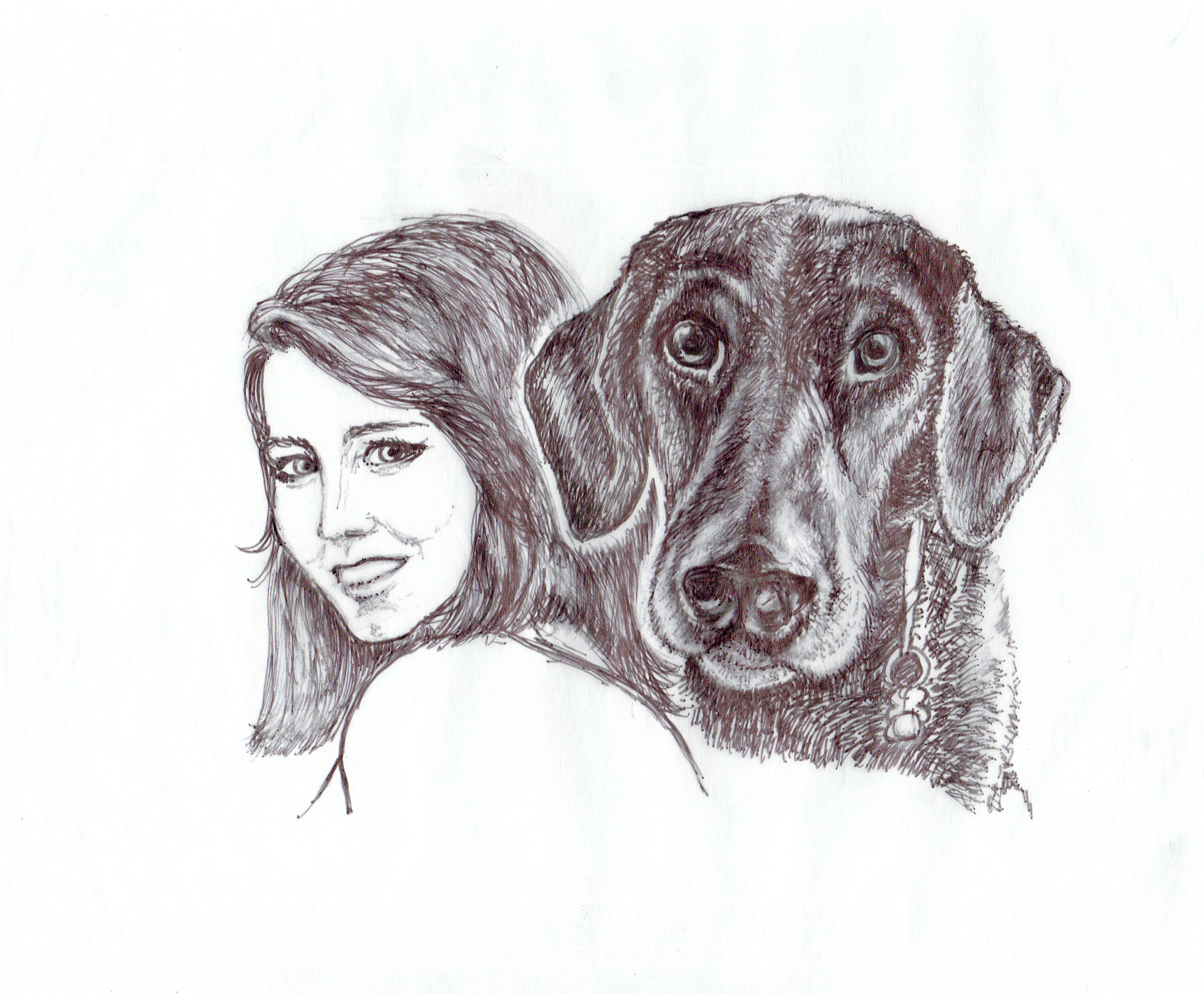 draw you and your pet