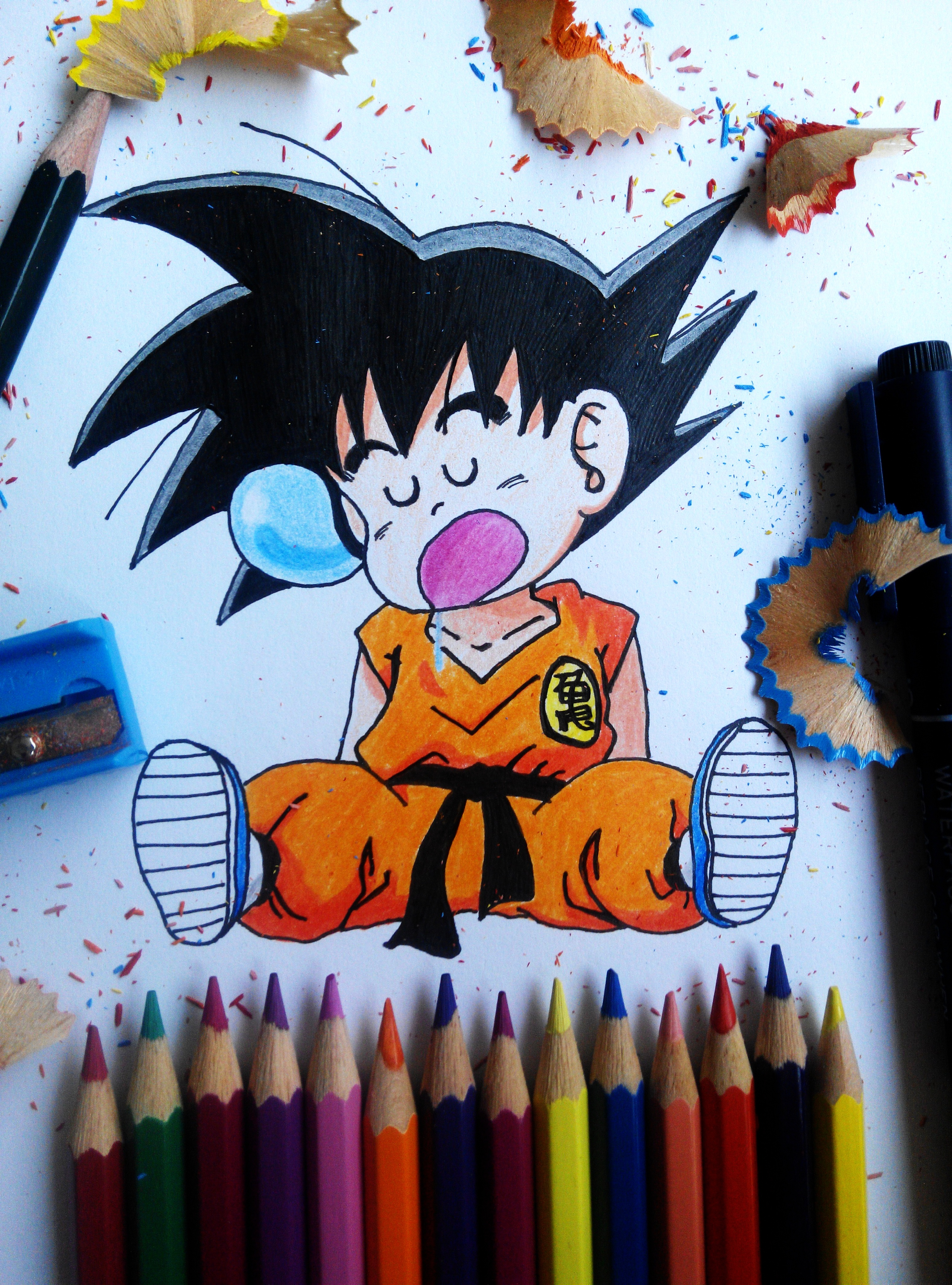 draw an OUTSTANDING cartoon or anime