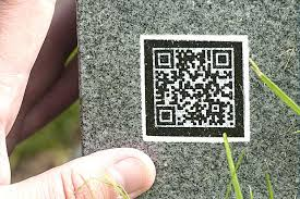 give you a QR scan for your website link