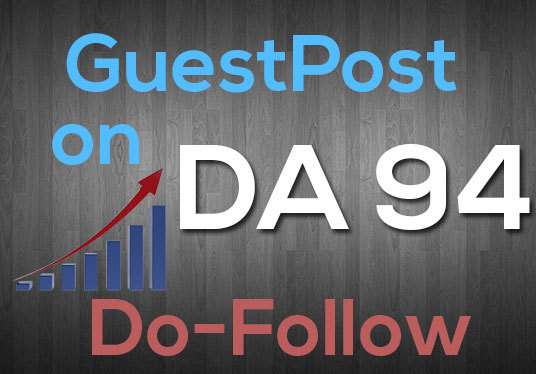 Do Guest Post On High DA
