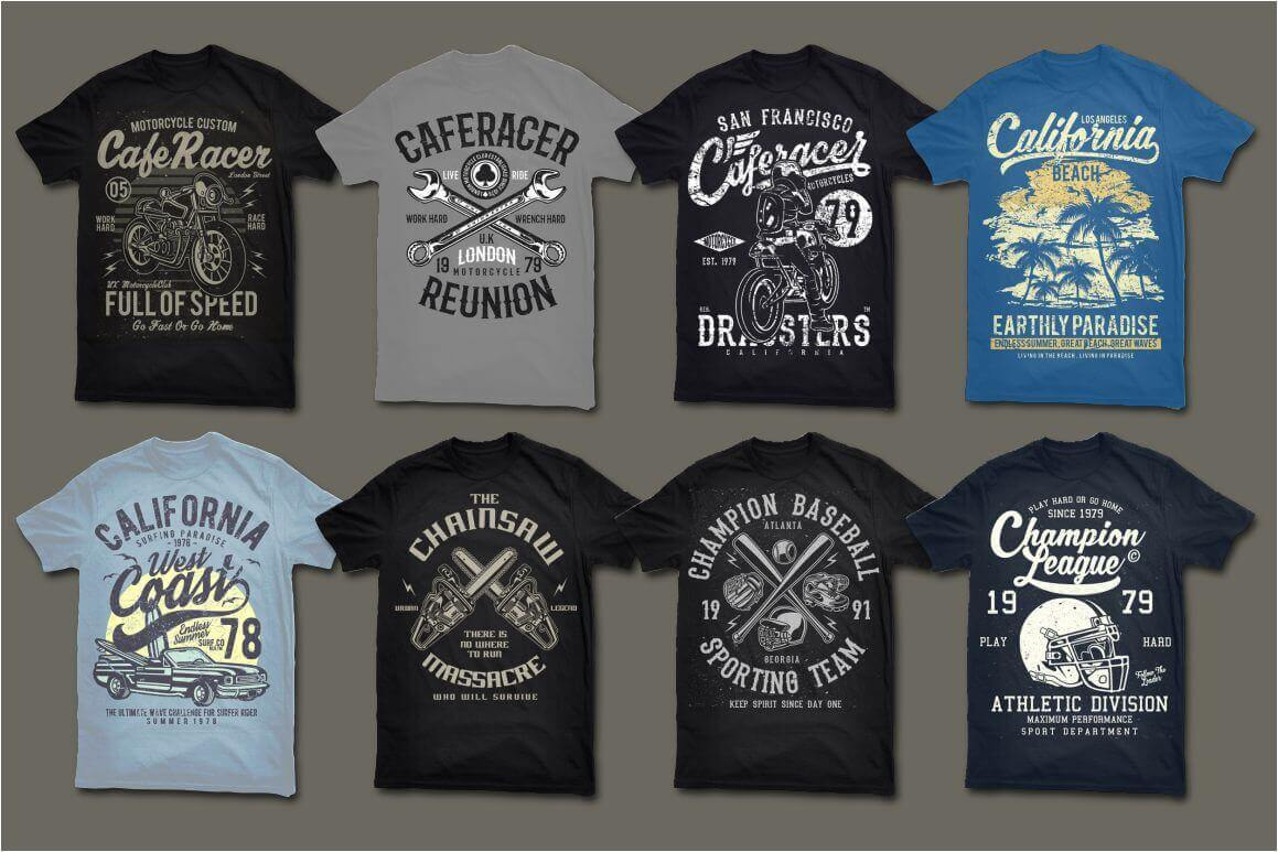 Sell 200 T Shirts Design