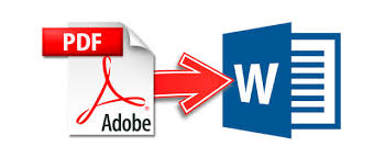 Creatr your pdf document to word or excel
