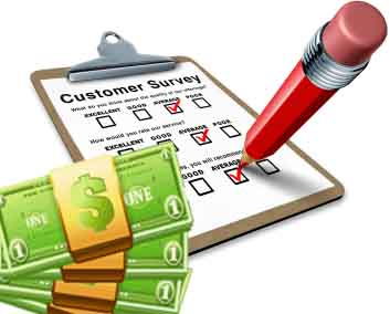 show you how to setup several paid survey side income sources