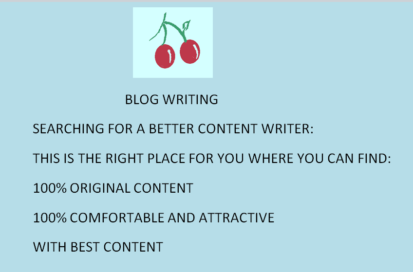 write an article for you from my heart