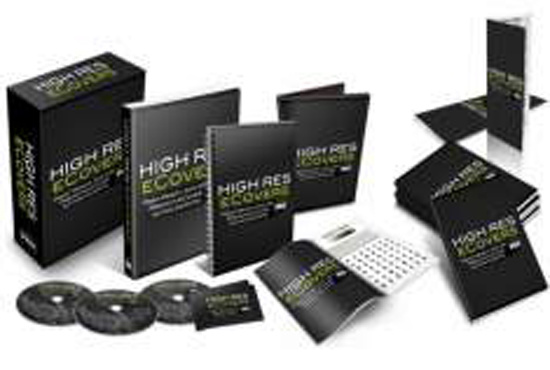 design professional 3D software product Boxes coupons dvd