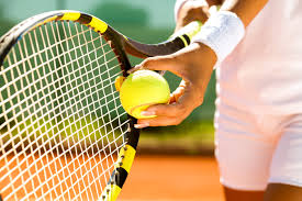 write articles about tennis