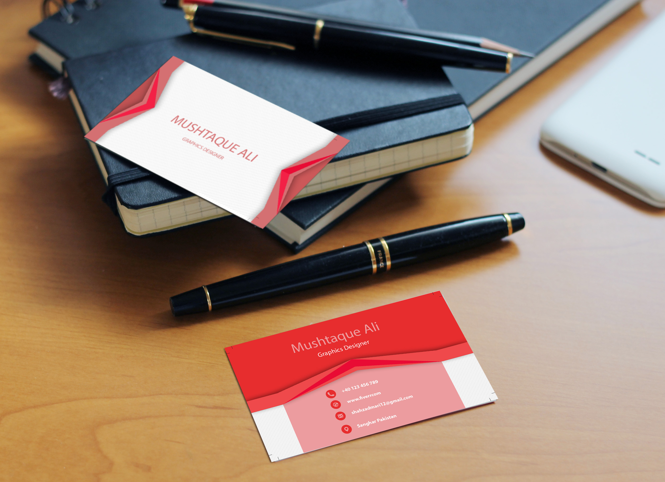 design Amazing Business Card in 24 hrs for you