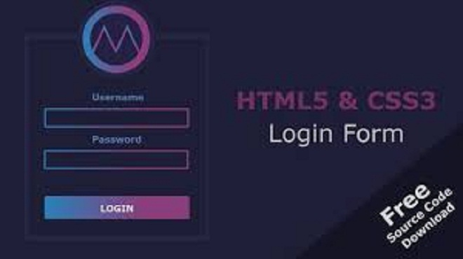create your website or blog using HTML5 and CSS3