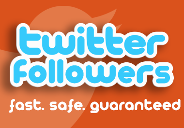 Deliver 5,000 Twitter Followers in 24 Hours