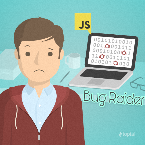 fix 1 bug of your JavaScript and Jquery code with a full report