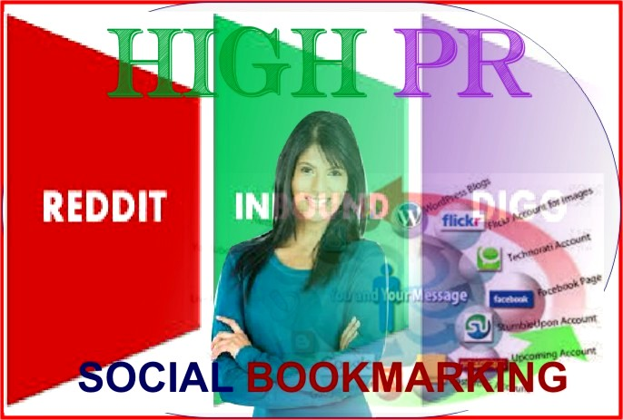 submit your website to High Pr Social BOOKMARKING Sites