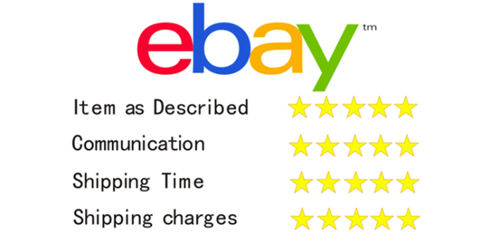 give you 8 ebay feedback with good comment