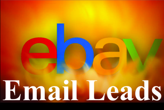 send you 11 000 000 eBay Email Leads list