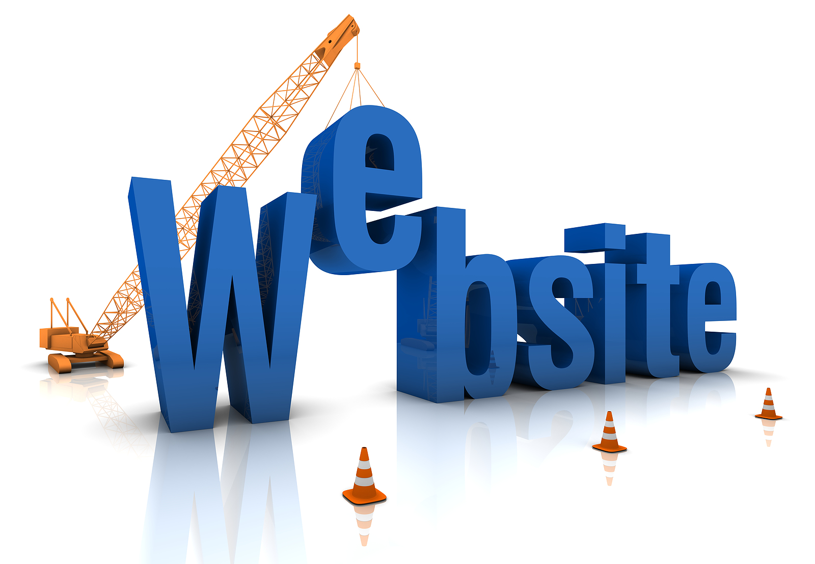 make a great website with 1 page