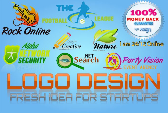 do SUPERB and professional logo design 12 hour