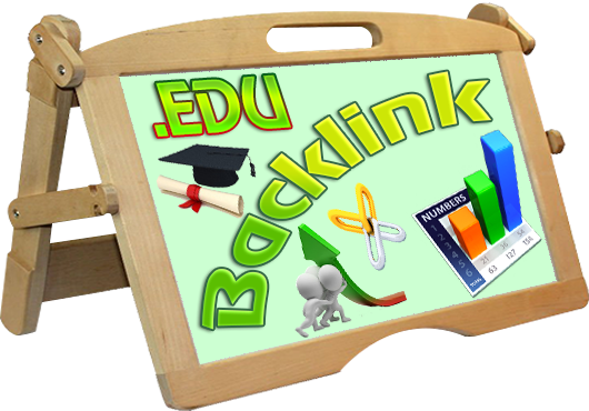 create 50  High pr edu & gov profile backlinks