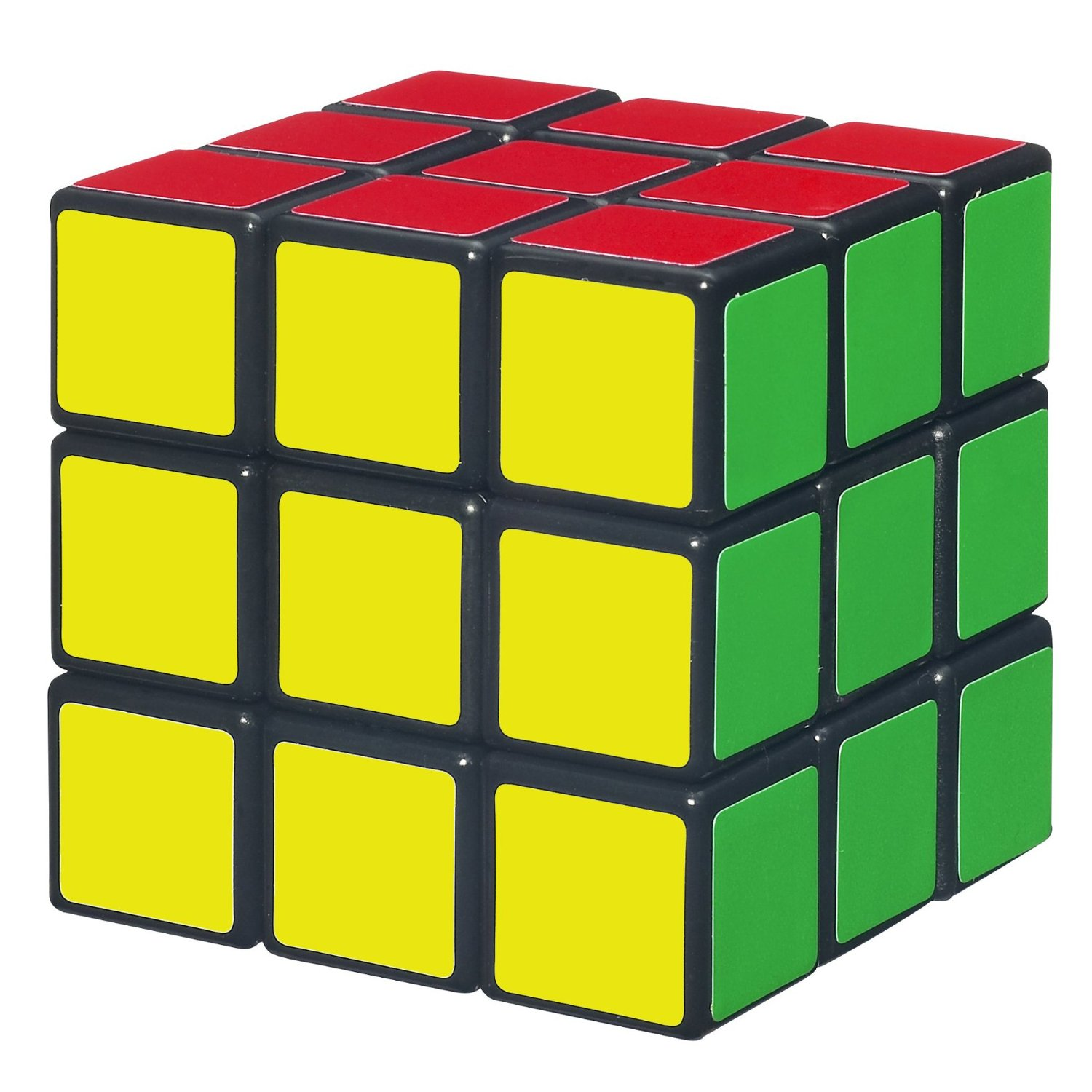 advertise your text or lines while solving a Rubik's Cube