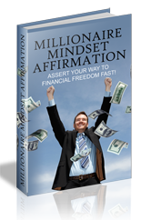 give you Millionaire Mindset powerful Affirmation