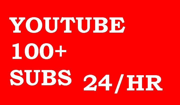 Get 100+ Youtube Subscribers